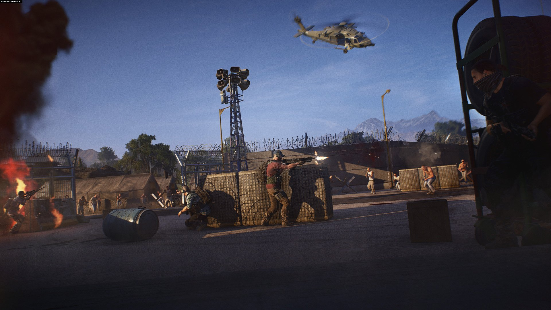 Tom Clancy's Ghost Recon: Wildlands PC, PS4, XONE Gry Screen 4/149, Ubisoft