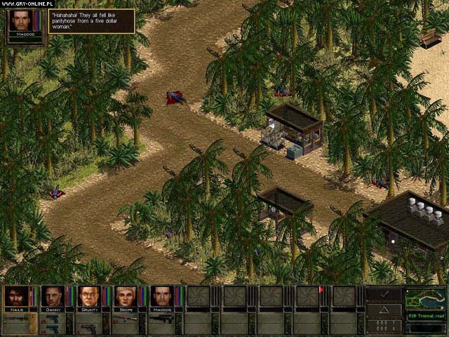 Jagged Alliance 2: Wildfire PC Gry Screen 9/15, I-Deal Games Studios, Strategy First