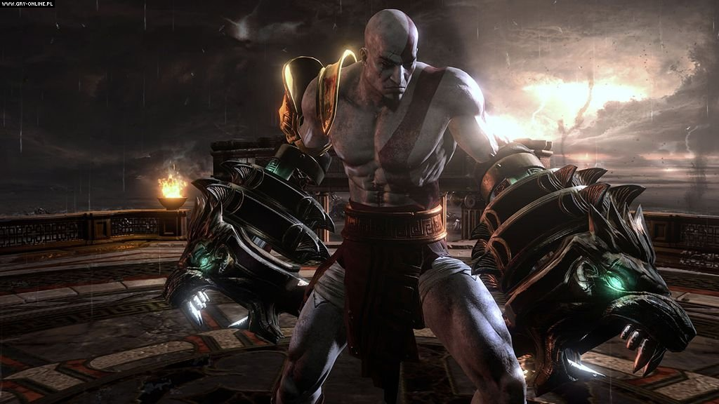 God of War III PS3 Gry Screen 17/63, Sony Interactive Entertainment