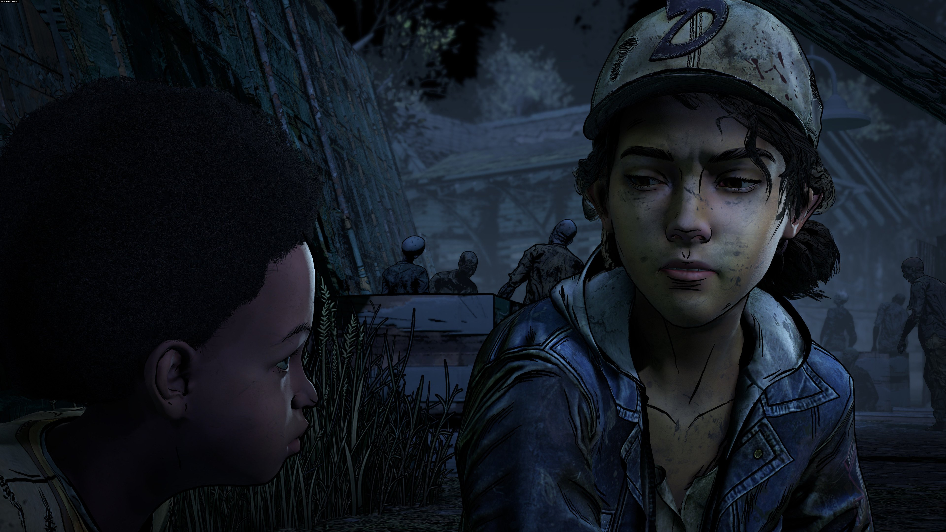 The Walking Dead: The Final Season PC, PS4, XONE, AND, iOS, Switch Gry Screen 28/29, Telltale Games