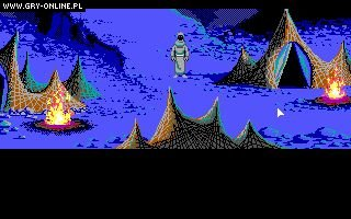 Loom PC Gry Screen 3/9, LucasArts