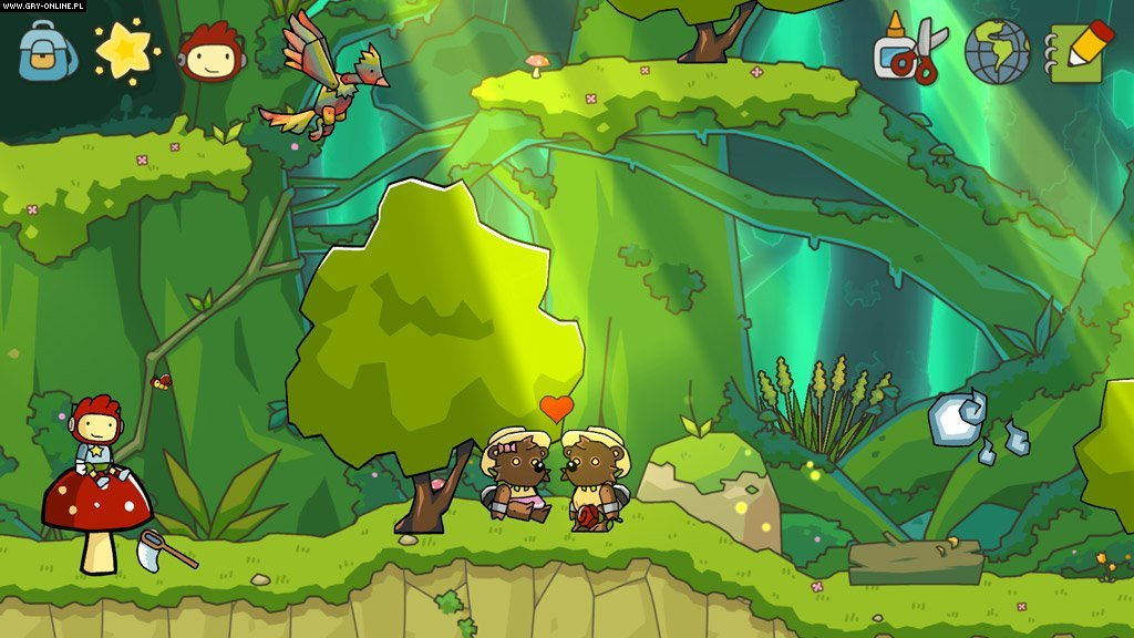 Scribblenauts Unlimited WiiU, PC, 3DS Gry Screen 11/13, 5TH Cell, Warner Bros. Interactive Entertainment