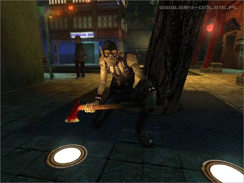 Vampire: The Masquerade - Bloodlines PC Gry Screen 2/48, Troika Games, Activision Blizzard