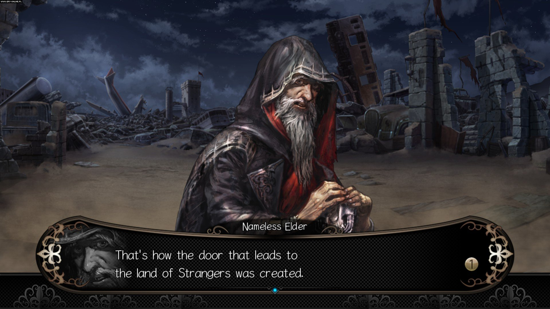 Stranger of Sword City PC Gry Screen 8/39, Experience, 5pb.