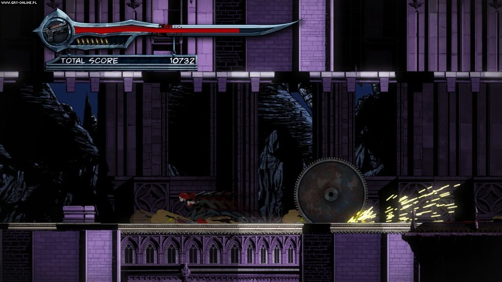 BloodRayne: Betrayal X360, PS3 Gry Screen 12/38, WayForward Technologies, Majesco Entertainment