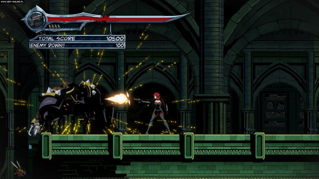 BloodRayne: Betrayal X360, PS3 Gry Screen 11/38, WayForward Technologies, Majesco Entertainment