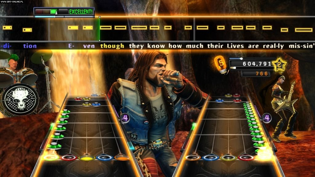 Guitar Hero: Warriors of Rock PS3 Gry Screen 17/26, Neversoft Entertainment, Activision Blizzard