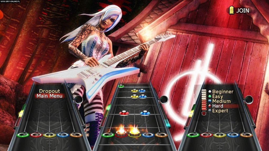 Guitar Hero: Warriors of Rock X360 Gry Screen 24/26, Neversoft Entertainment, Activision Blizzard