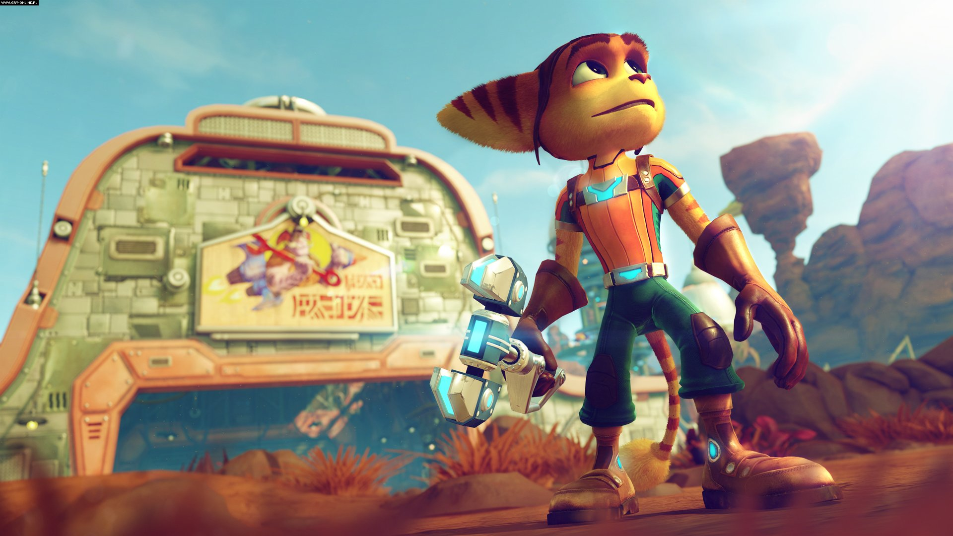 Ratchet & Clank PS4 Gry Screen 14/15, Insomniac Games, Sony Interactive Entertainment