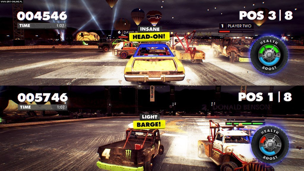 DiRT Showdown PC, X360, PS3 Gry Screen 2/51, Codemasters Software