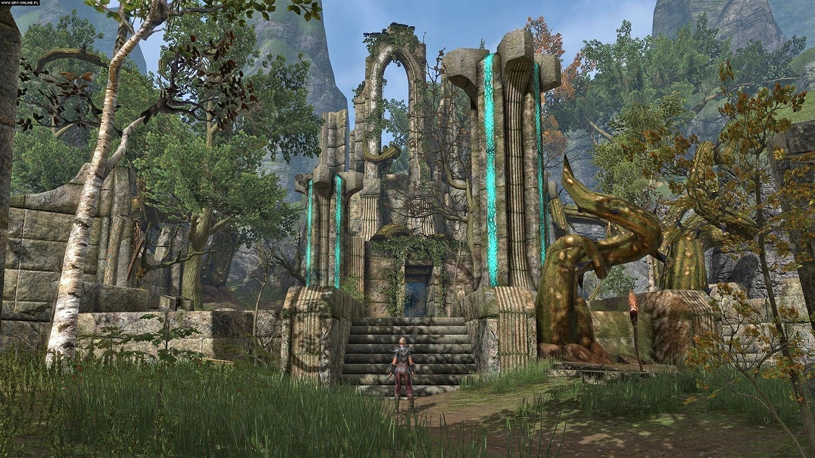 The Elder Scrolls Online: Tamriel Unlimited PC Gry Screen 59/104, ZeniMax Online Studios, Bethesda Softworks