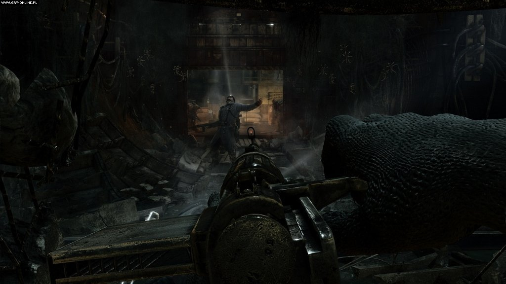 Metro: Last Light PC Gry Screen 75/86, 4A Games, Deep Silver / Koch Media