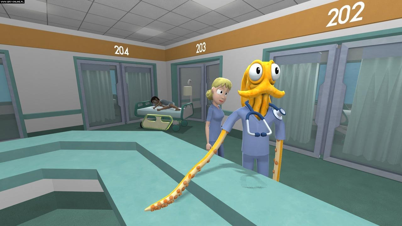 Octodad: Dadliest Catch PC, PS4 Gry Screen 1/22, Young Horses