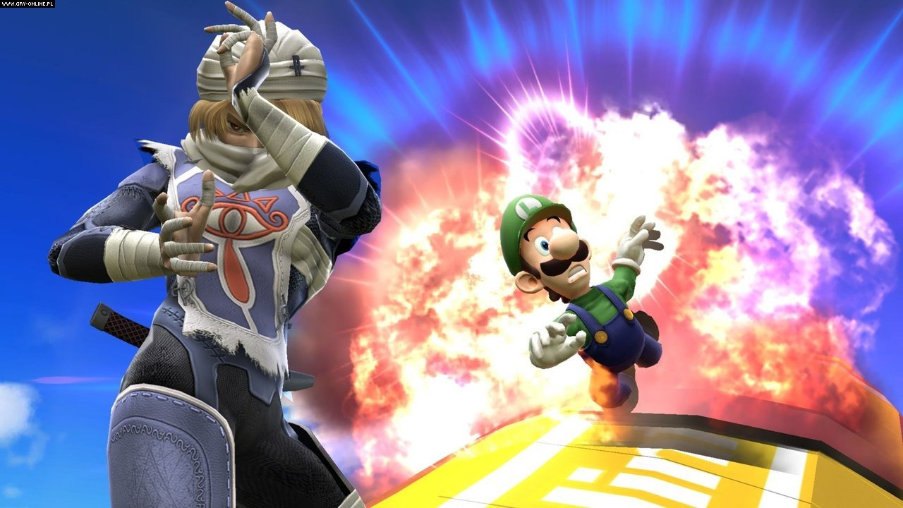 Super Smash Bros. WiiU Gry Screen 92/252, Bandai Namco Entertainment, Nintendo