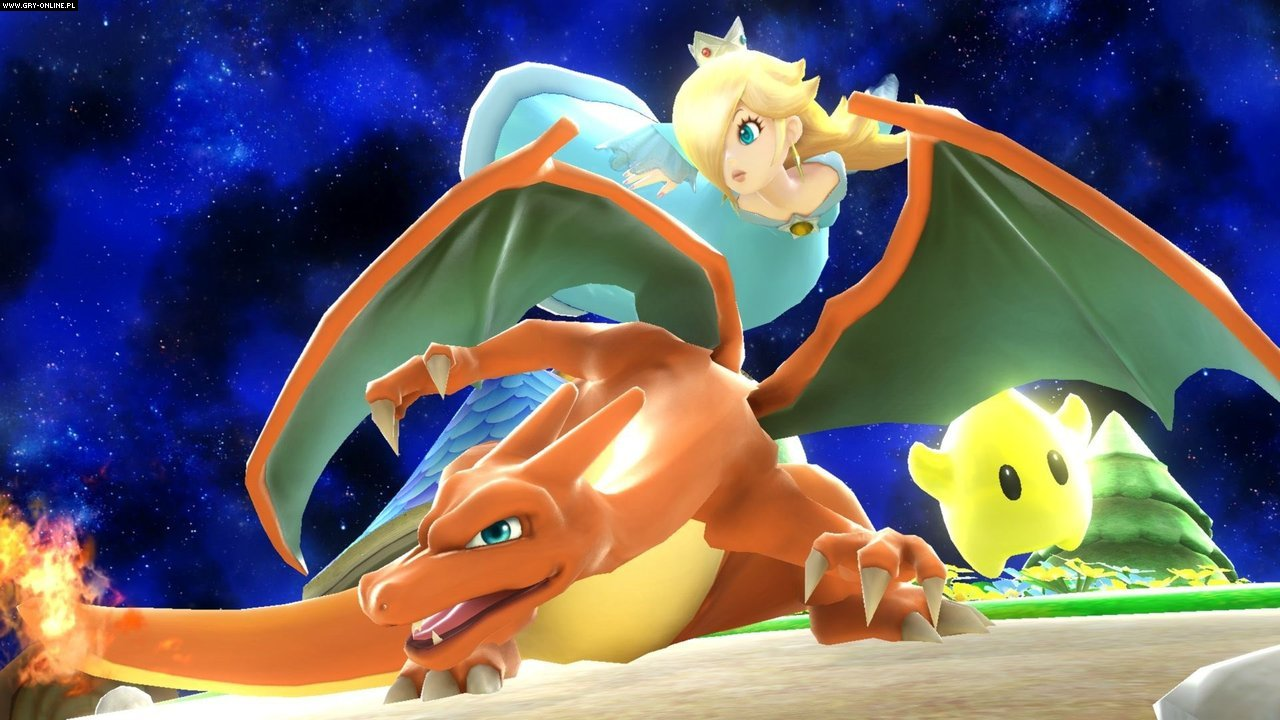 Super Smash Bros. WiiU Gry Screen 41/252, Bandai Namco Entertainment, Nintendo