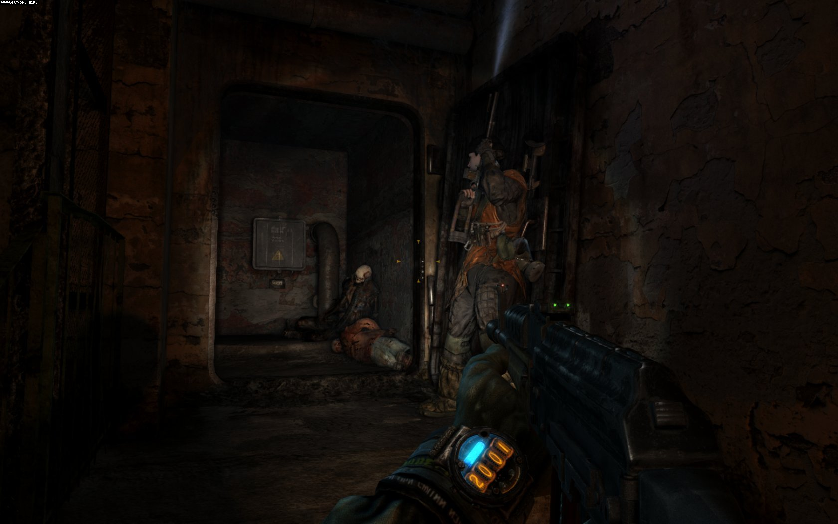 Metro: Last Light PC Gry Screen 31/86, 4A Games, Deep Silver / Koch Media