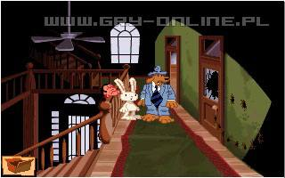 Sam & Max Hit the Road PC Gry Screen 4/8, LucasArts