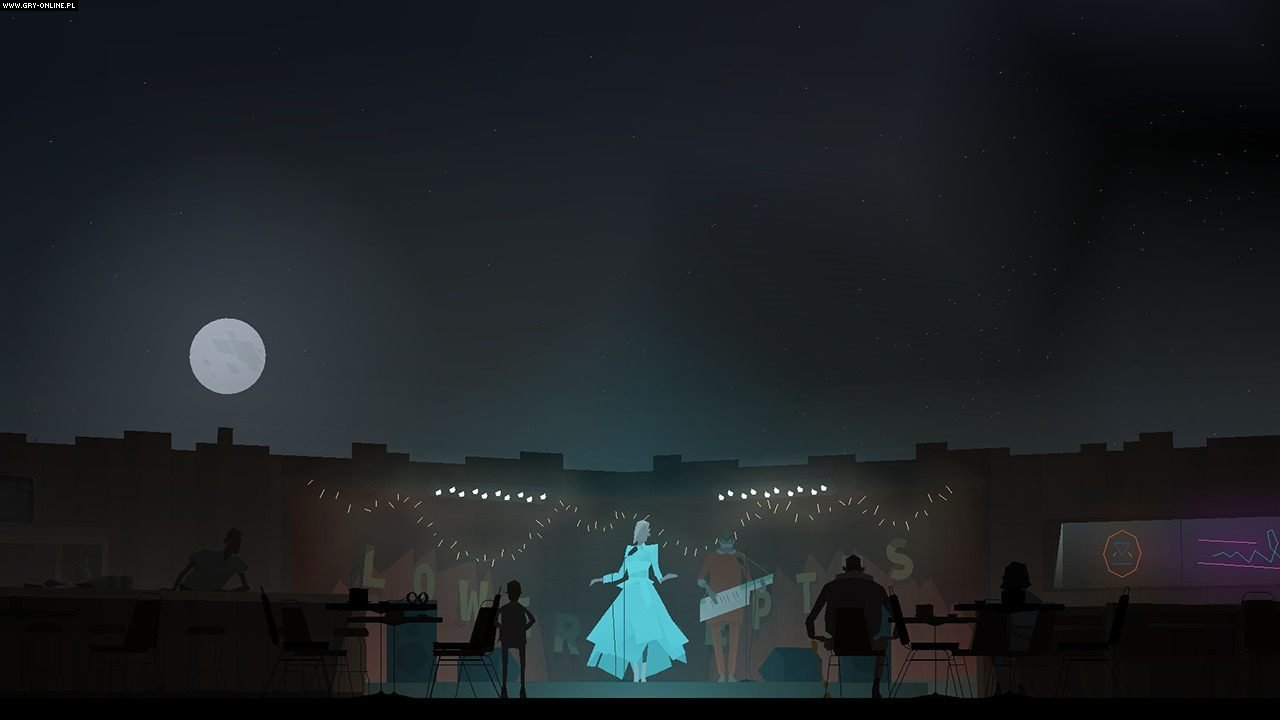 Kentucky Route Zero: TV Edition PC, PS4, XONE, Switch Gry Screen 3/4, Cardboard Computer