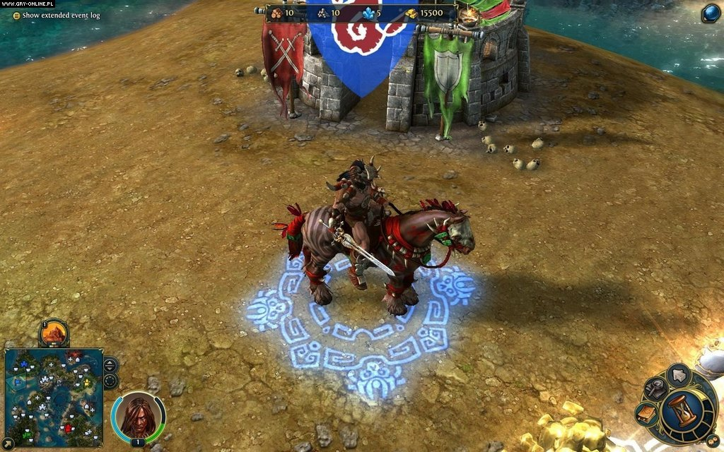 Might & Magic: Heroes VI PC Gry Screen 14/92, Black Hole Games, Ubisoft
