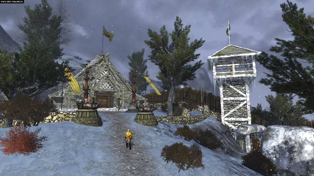 The Lord of the Rings Online: Helm's Deep PC Gry Screen 7/18, Turbine Entertainment