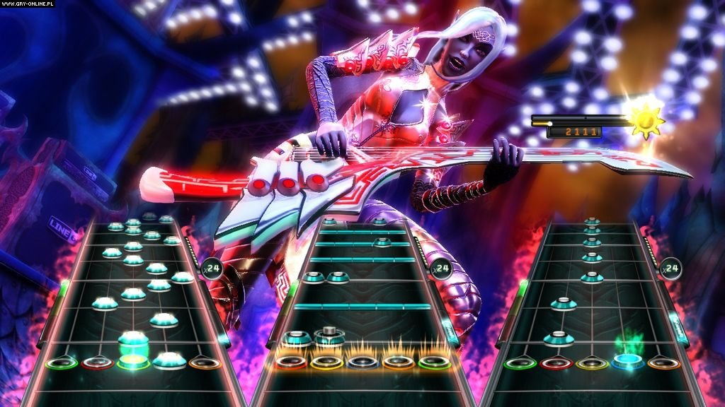 Guitar Hero: Warriors of Rock PS3 Gry Screen 14/26, Neversoft Entertainment, Activision Blizzard