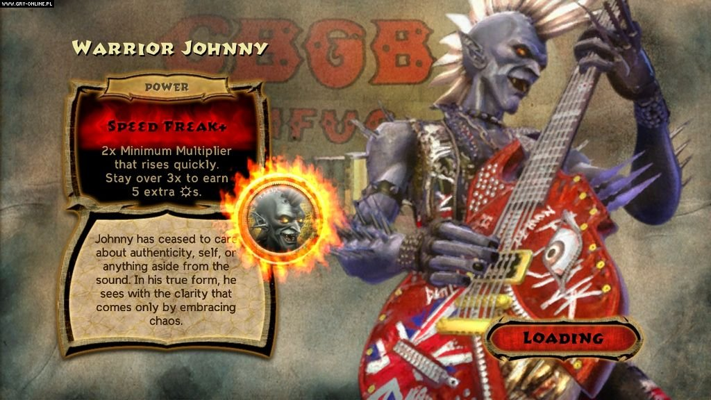 Guitar Hero: Warriors of Rock PS3 Gry Screen 18/26, Neversoft Entertainment, Activision Blizzard