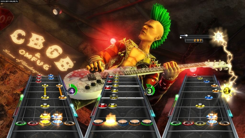 Guitar Hero: Warriors of Rock X360 Gry Screen 13/26, Neversoft Entertainment, Activision Blizzard