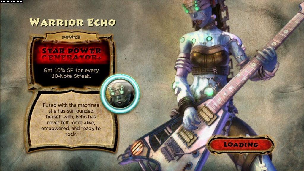 Guitar Hero: Warriors of Rock X360 Gry Screen 11/26, Neversoft Entertainment, Activision Blizzard