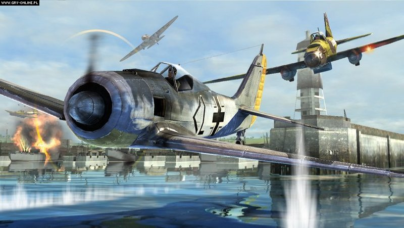 Dogfight 1942 PC Gry Screen 83/104, CI Games / City Interactive