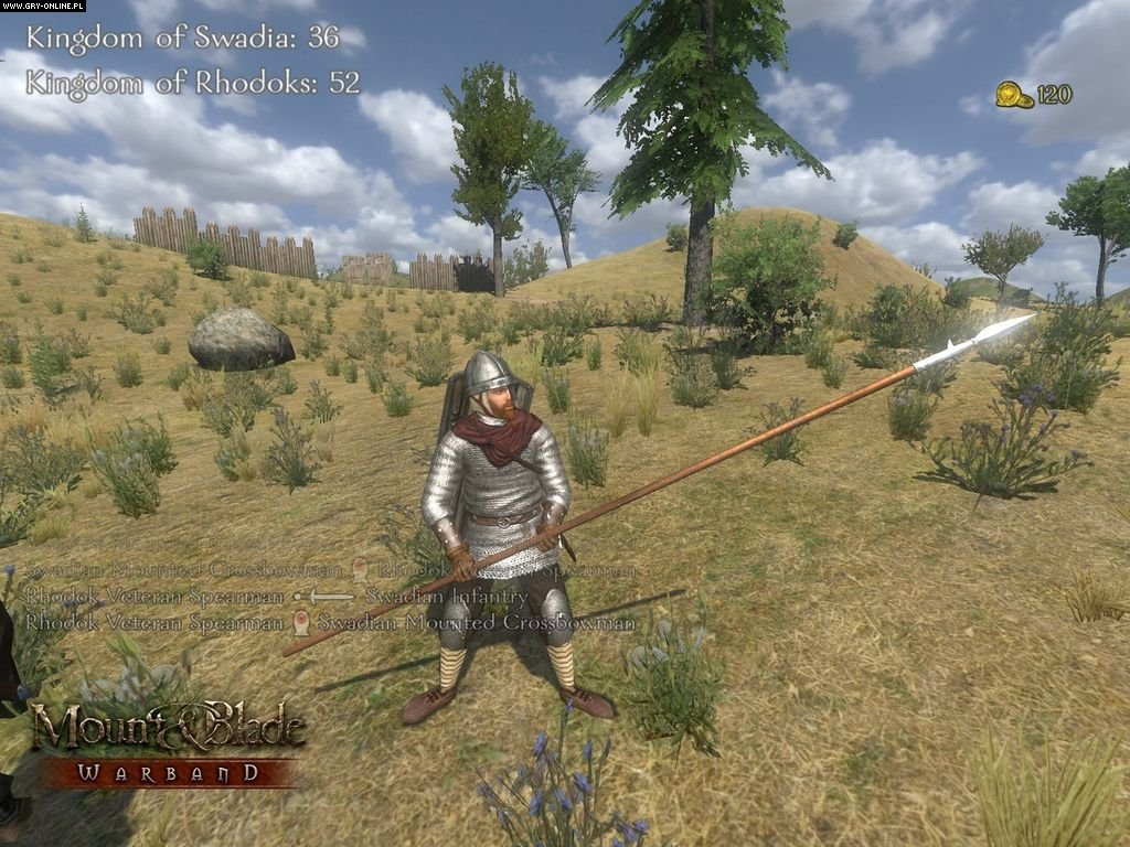 Mount & Blade: Warband PC Gry Screen 38/79, TaleWorlds, Paradox Interactive