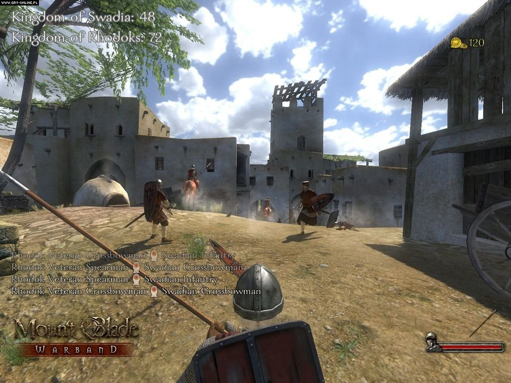 Mount & Blade: Warband PC Gry Screen 34/79, TaleWorlds, Paradox Interactive