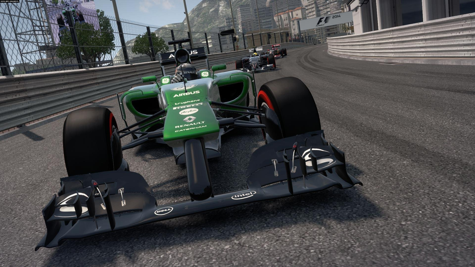 F1 2014 PC, X360, PS3 Gry Screen 12/18, Codemasters Software