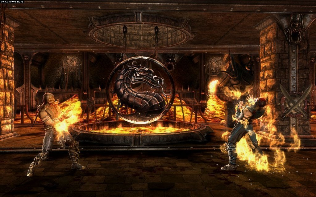 Mortal Kombat PC, X360 Gry Screen 2/17, NetherRealm Studios , Warner Bros. Interactive Entertainment