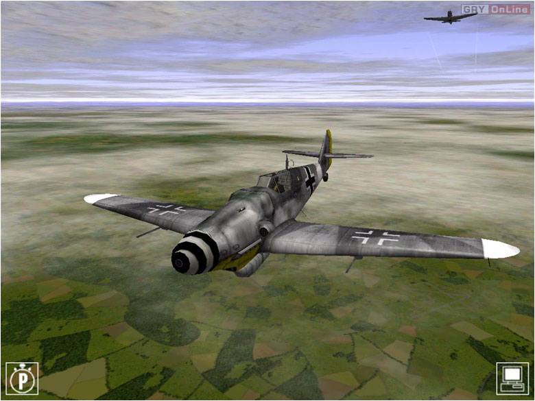 B-17 Flying Fortress II: The Mighty 8th PC Gry Screen 2/24, Wayward, Microprose