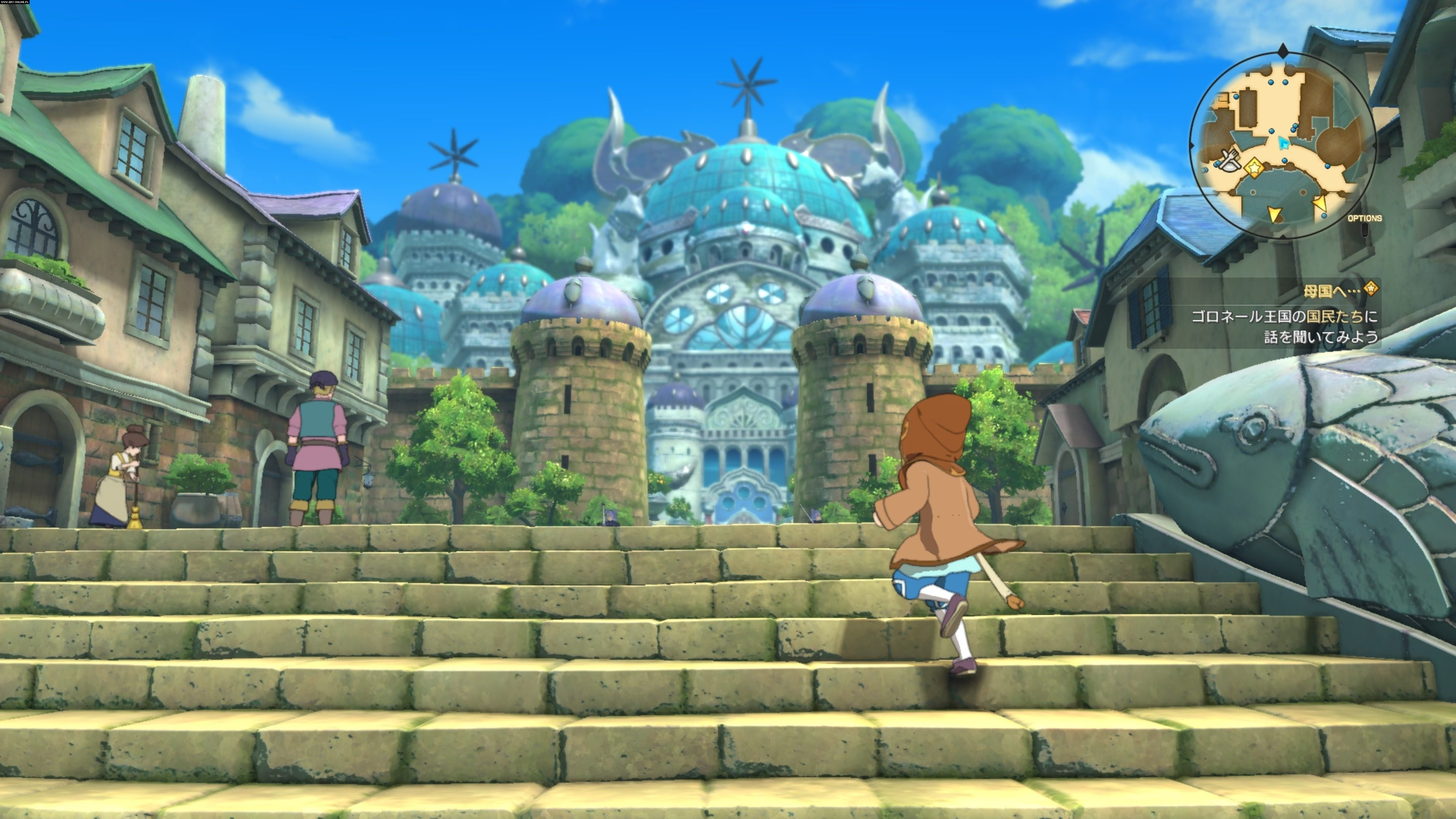 Ni no Kuni II: Revenant Kingdom PC, PS4 Gry Screen 51/112, Level 5, Bandai Namco Entertainment