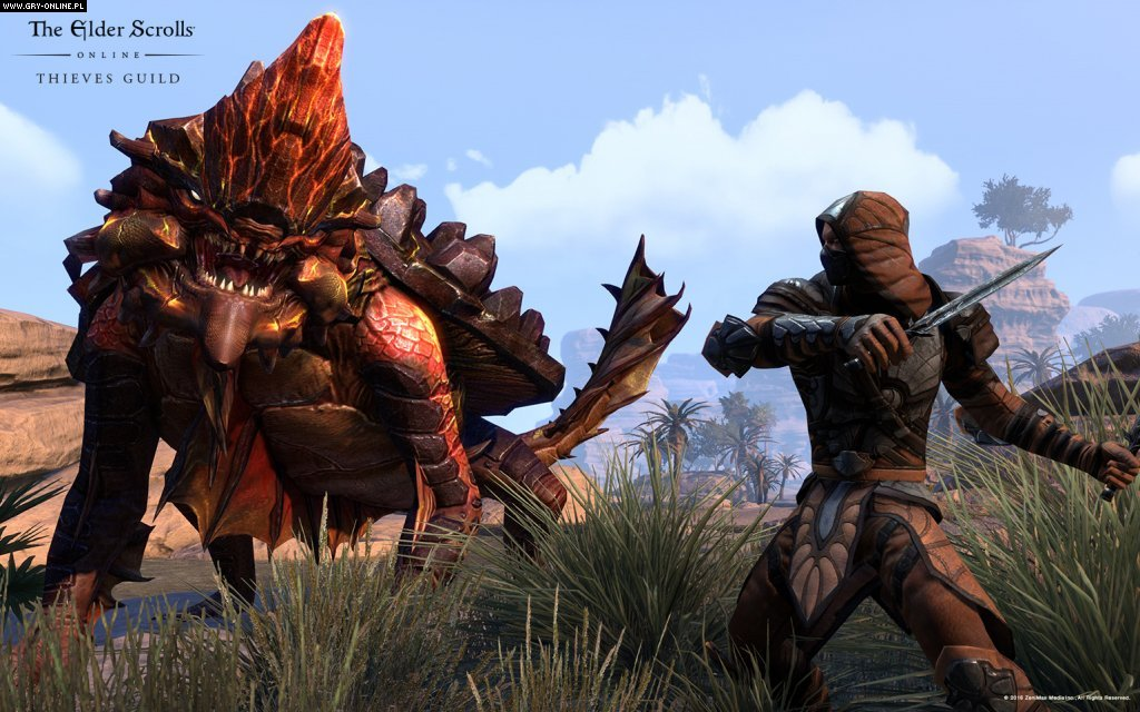 The Elder Scrolls Online: Tamriel Unlimited PC, PS4, XONE Gry Screen 15/104, ZeniMax Online Studios, Bethesda Softworks