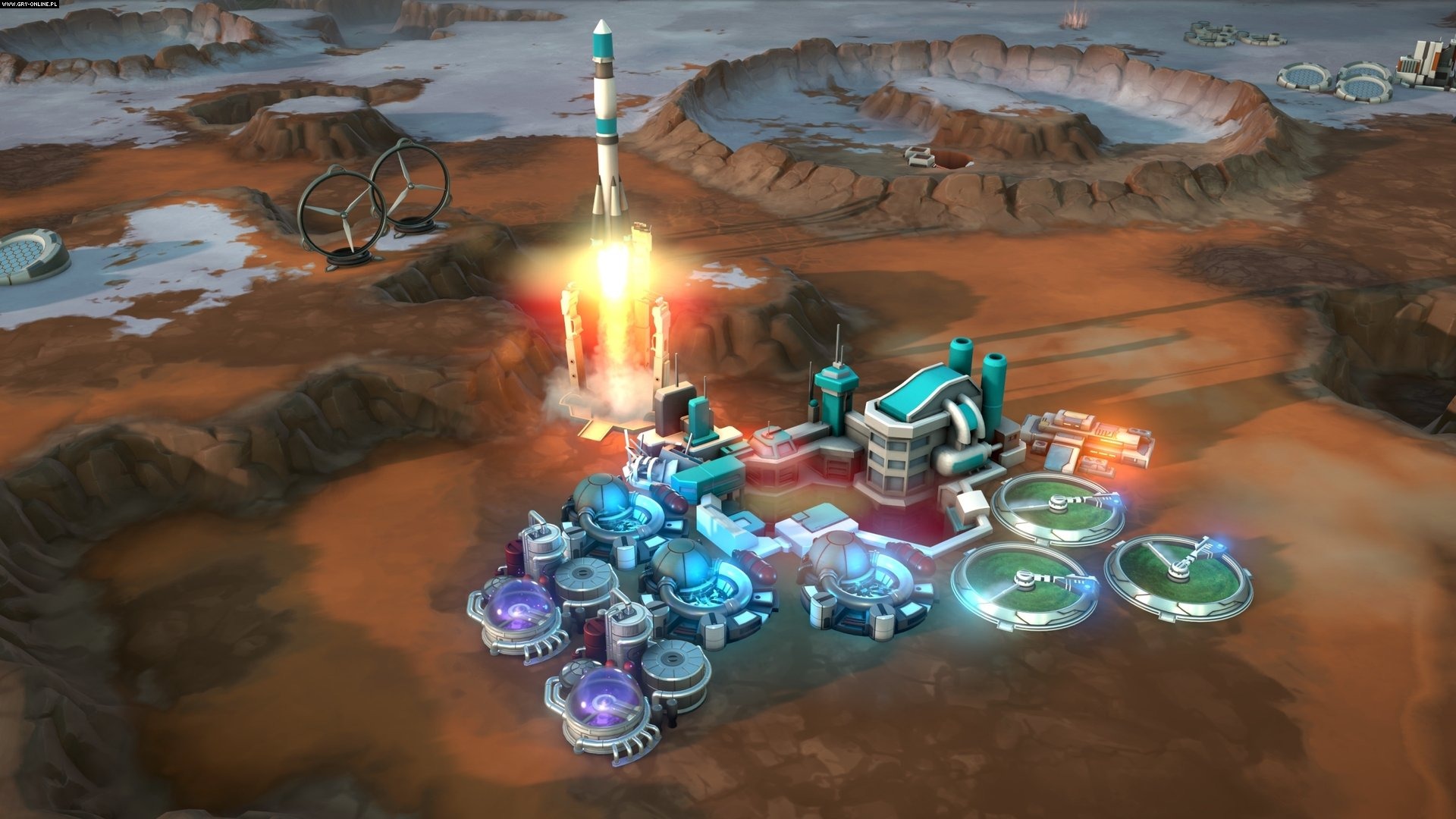Offworld Trading Company PC Gry Screen 3/9, Mohawk Games, Stardock Corporation