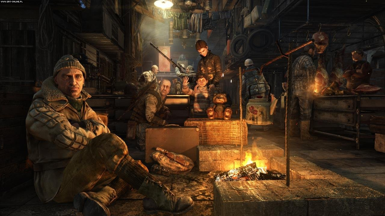 Metro 2033 Redux PC, PS4, XONE Gry Screen 2/6, 4A Games, Deep Silver / Koch Media