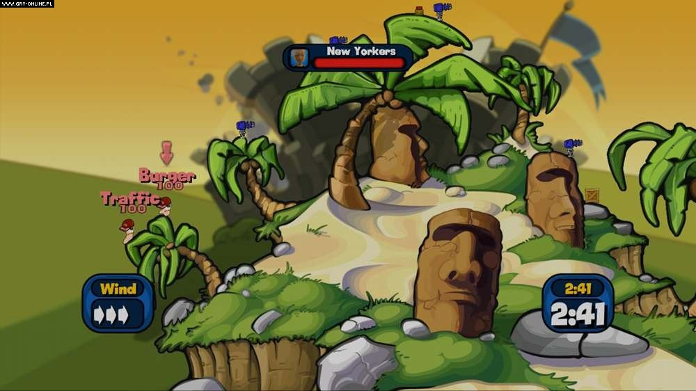 Worms 2: Armageddon X360 Gry Screen 82/98, Team 17
