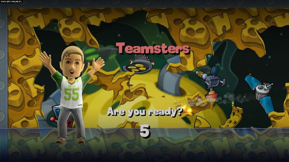 Worms 2: Armageddon X360 Gry Screen 80/98, Team 17