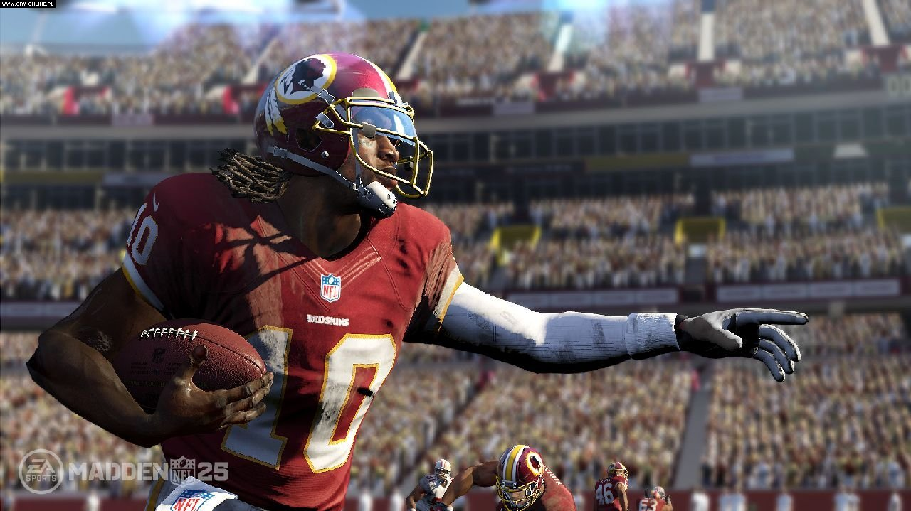 Madden NFL 25 PS4, XONE Gry Screen 10/26, EA Sports, Electronic Arts Inc.