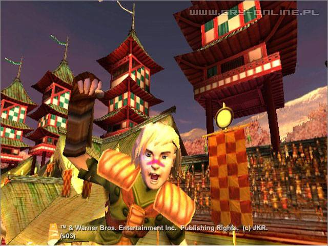 Harry Potter: Mistrzostwa świata w quidditchu PS2 Gry Screen 21/66, Electronic Arts Inc.