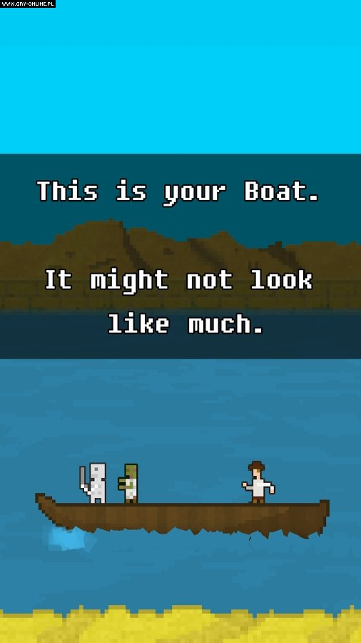 You Must Build a Boat AND, iOS Gry Screen 5/5, EightyEight Games