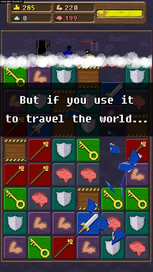 You Must Build a Boat AND, iOS Gry Screen 4/5, EightyEight Games