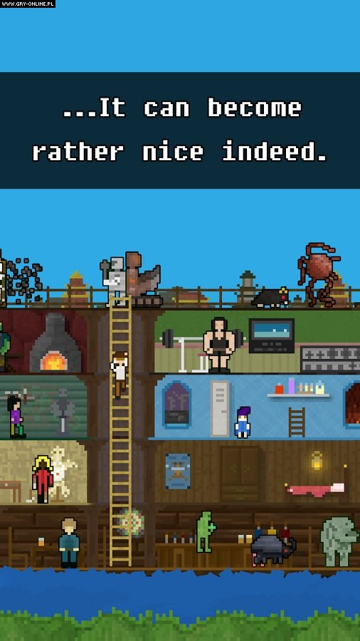 You Must Build a Boat AND, iOS Gry Screen 1/5, EightyEight Games