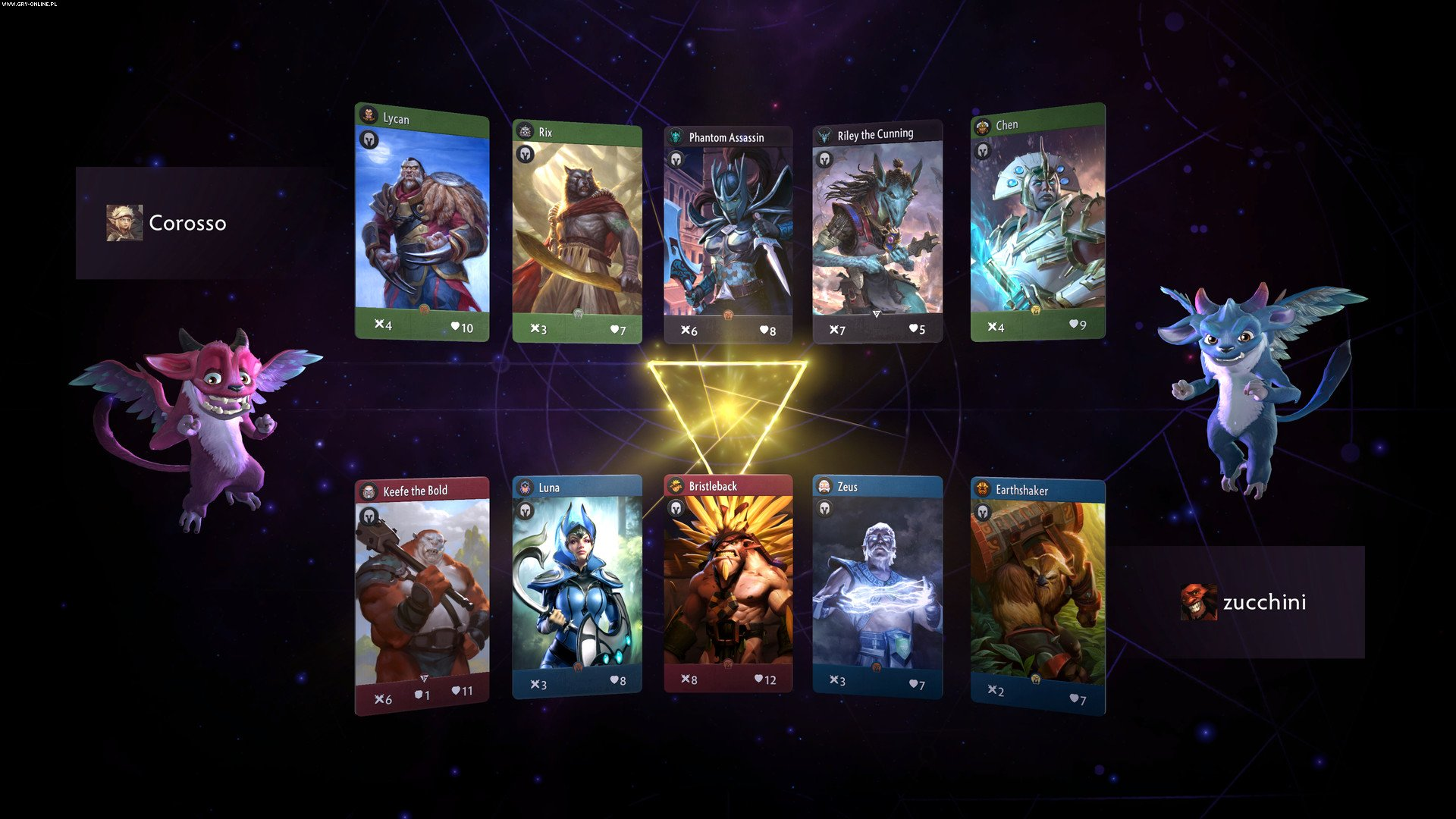 Artifact PC, AND, iOS Gry Screen 2/9, Valve Corporation