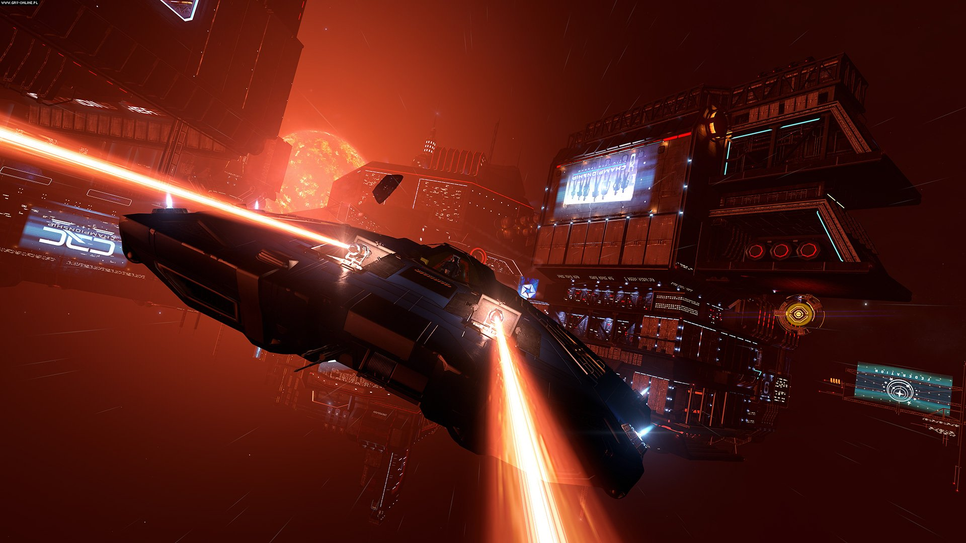 Elite: Dangerous - Arena PC Gry Screen 10/15, Frontier Developments