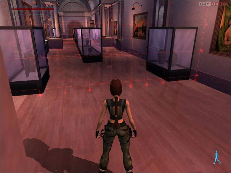 Tomb Raider: The Angel of Darkness PC Gry Screen 2/27, Core Design, Square-Enix / Eidos