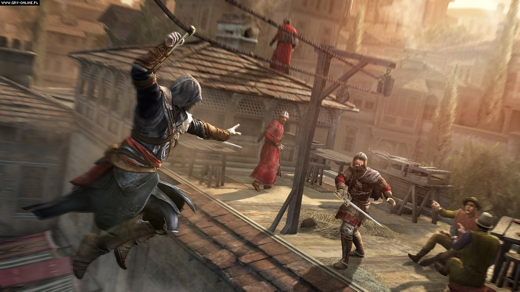 Assassin's Creed: Revelations PC Gry Screen 60/61, Ubisoft