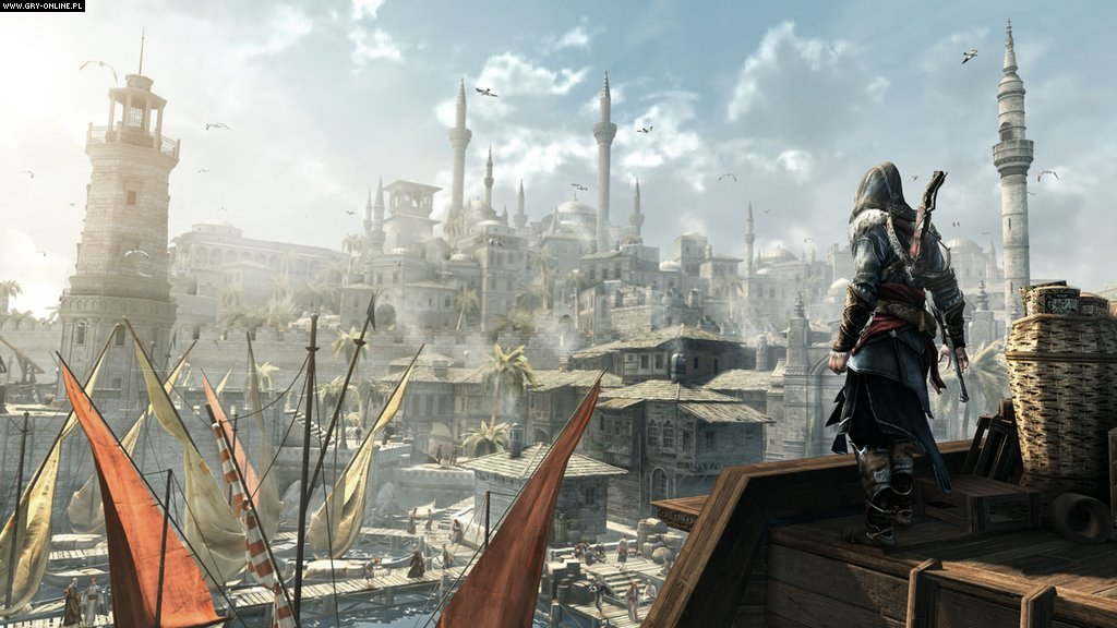 Assassin's Creed: Revelations PC Gry Screen 58/61, Ubisoft
